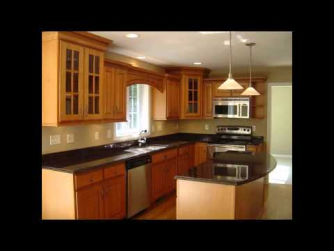 interior design open kitchen living room - YouTube