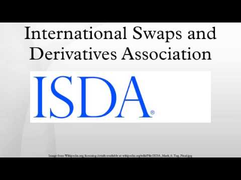 International Swaps and Derivatives Association