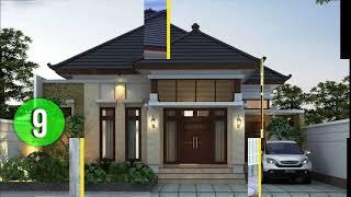 93 Gambar Rumah Minimalis Mewah 1 Lantai Gratis Terbaik