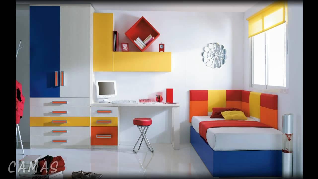 Dormitorio juvenil e infantil whynot new - Camas literas modernas ...