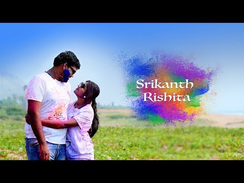Srikanth  Reddy Rishita Pre Wedding Shoot