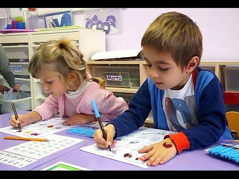 Частный английский детский сад Sun School в ABC-формате по