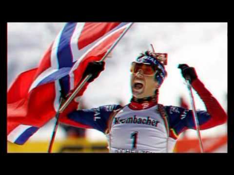 Sochi 2014 Bjoerndalen equals all time winter medal record - 9 February 2014