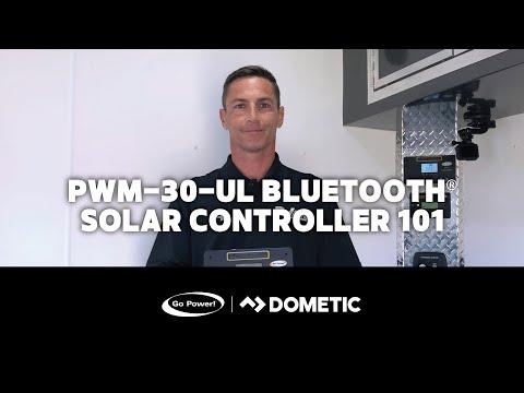 Go Power! Bluetooth Solar Controller 101