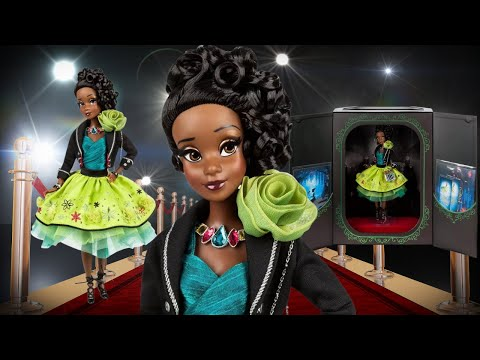 Tiana: Disney Designer Collection - Premiere Series Limited Edition Doll Review