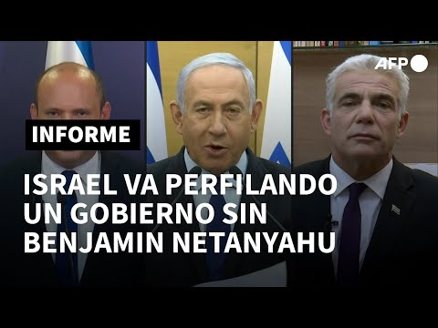 Israel va perfilando un gobierno sin Netanyahu | AFP
