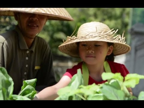 Organic Food at Sofitel Bali Nusa Dua Beach Resort
