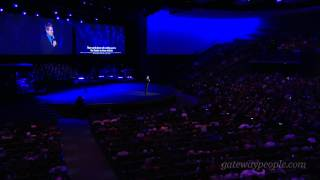 A Mighty Fortress Steve Green Live from Gateway Church