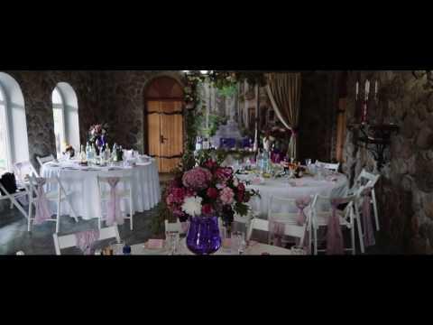 Виноградная свадьба в итальянском стиле от студии Бантики