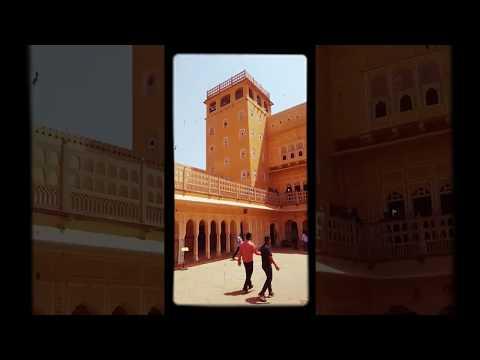 Pink city Jaipur's Hawamahal