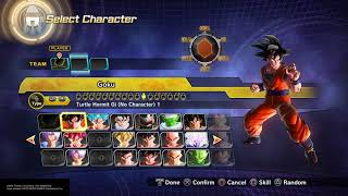 DRAGON BALL XENOVERSE 2 (Parallel quest ) cooler metal army