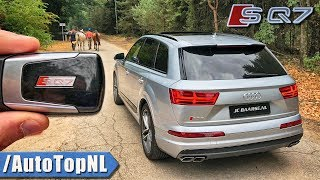 Audi SQ7 2018 REVIEW POV Test Drive by AutoTopNL