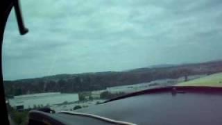 Grumman AA1 Take Off From Fullerton Airport Rwy6