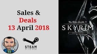 Sales and Deals 13th April | Low Budget Gaming