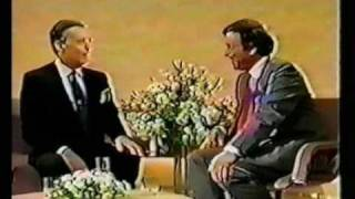 Jeremy Brett- The Wogan Interview, part 1