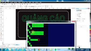 Hướng dẫn lập trình biển quảng cáo điện tử (Sử dụng phần mềm LEDIMN)