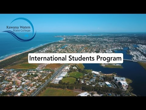 Kawana Waters State College - International Students Program // Imagefilm