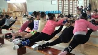 Алия Юсупова провела отбор одаренных детей