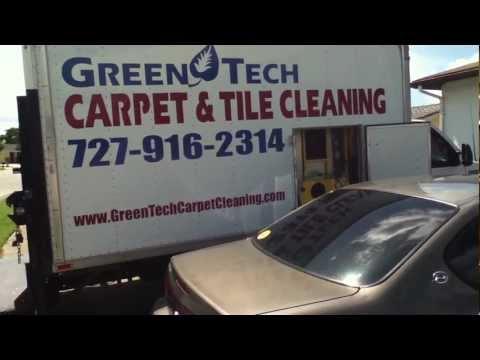 Steam Carpet Cleaning New Port Richey FL