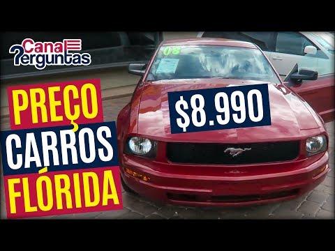 Preço de carro