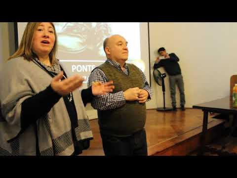 Andrea Vallette Campos y Javier Menéndez Salinas -Fundación Viña San Bernardo- 1/2