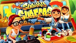 Subway Surfers Gameplay PC - BEST Games For Children #3