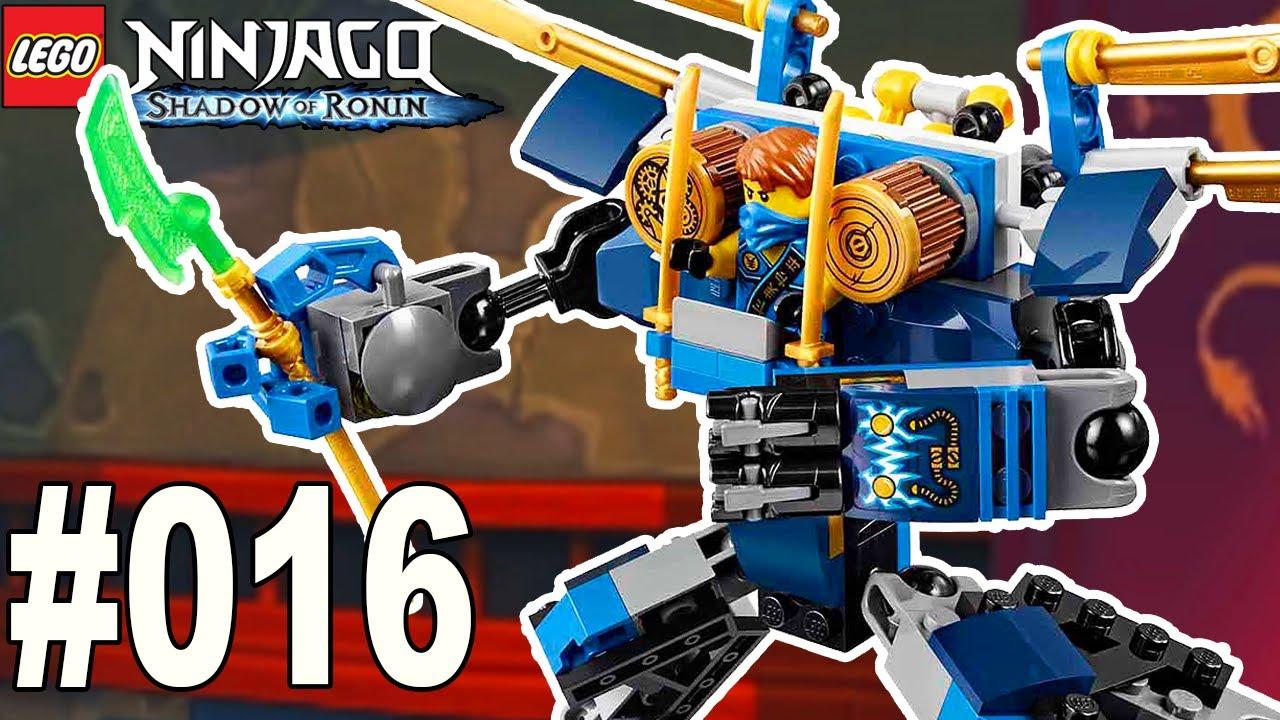 Lego Ninjago Schatten Des Ronin 016 Elektro Mech Von Jay Lets