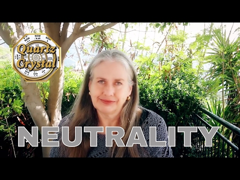 NEUTRALITY What is is? The Short Answer