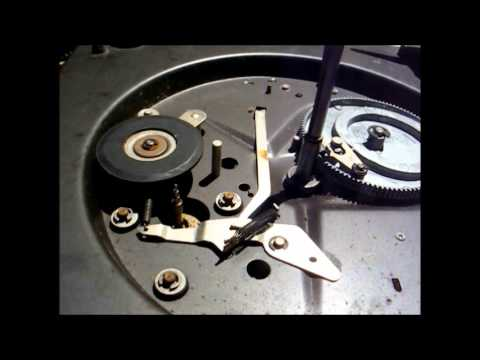 Repair Of The Garrard Record Changer In The 63