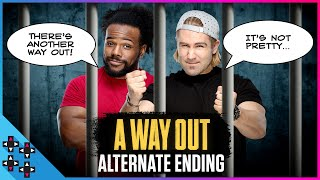 ANOTHER WAY OUT?! - A Way Out #13 ALTERNATE ENDING - UpUpDownDown Plays