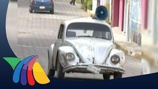 Policía ebrio asesina a 2 jóvenes en Tlaxcala