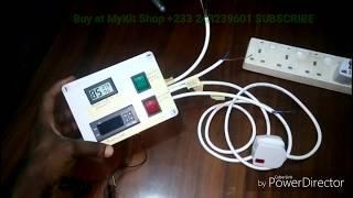 How to make STC1000 incubator temperature controller