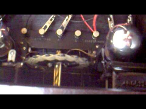 Crosley model 51 SD 1924