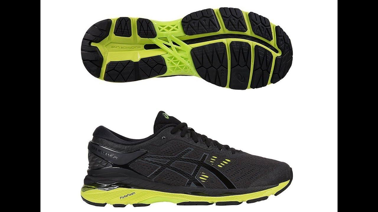 46e2f03cfaae Обзор кроссовок Asics Gel-Kayano 24 для бега и спорта - YouTube