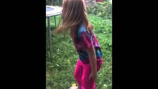 Mikayla wet pants