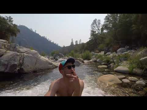 Sierra Nevada Secret Swimming Hole