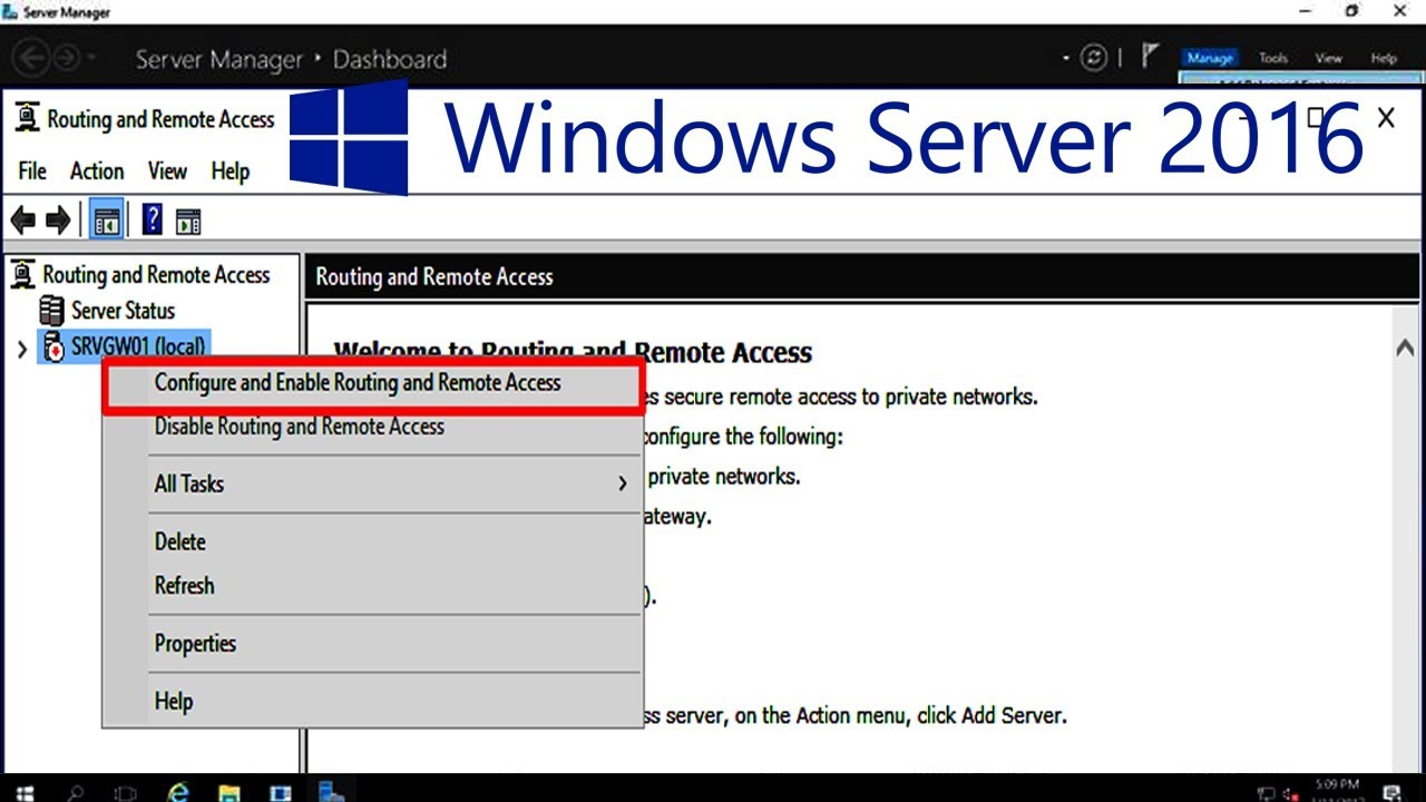 maxresdefault - Configure Site To Site Vpn Windows Server 2016