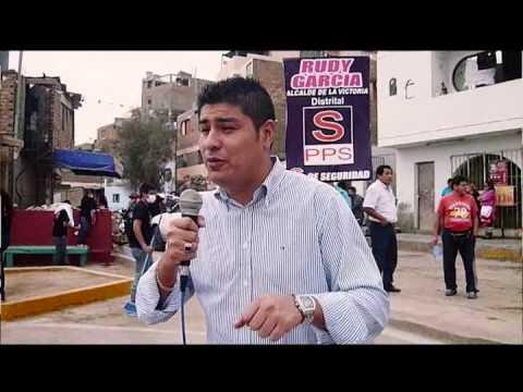 Rudy Garcia a La Victoria