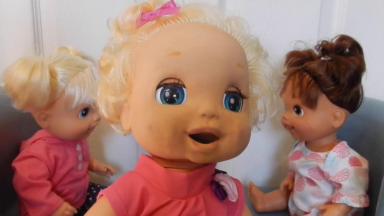 Baby Alive Twin Telepathy Test Youtube