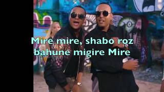 Arash Ft Mohombi Se Fue Lyrics