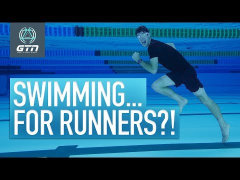 Why Should Runners Swim? | The Benefits Of Swimming To Improve Running