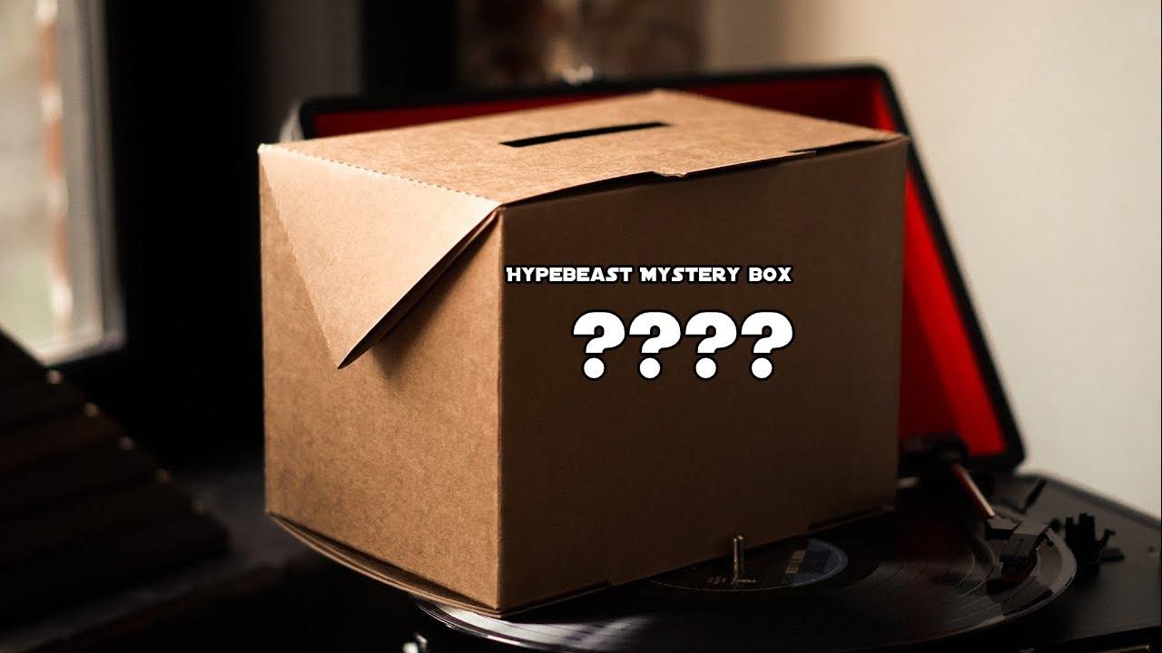 Hypebeast Mystery Box Ebay