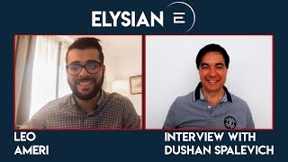 Elysian - CEO Leo Ameri Interview With Dushan Spalevich for ICO TV