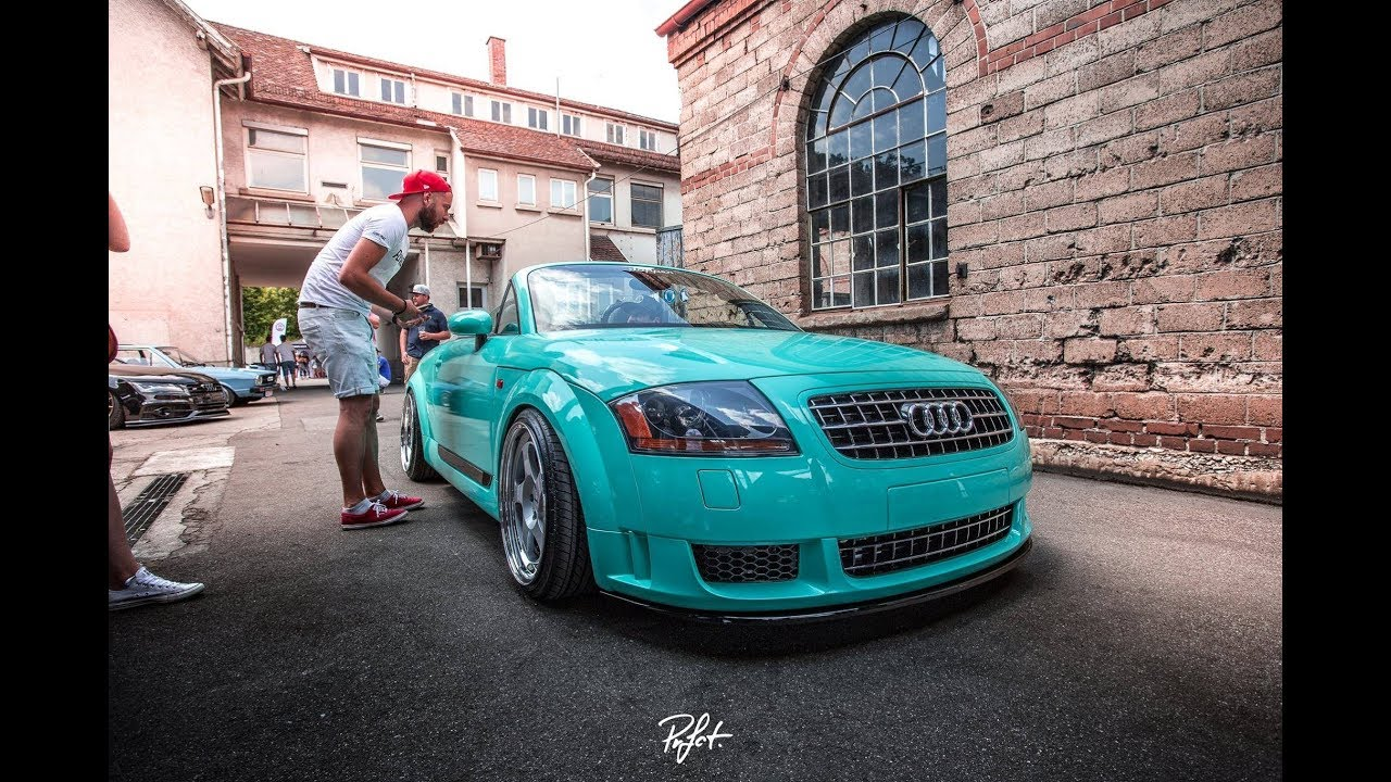 Audi tt 8n 3 2 l quattro roadster tuning rf carfilms for Audi tt 8n interieur tuning