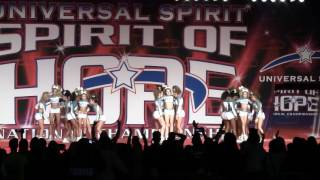 CEA Raleigh SSX Sharks at Spirit of Hope Day 1 Jan 14, 2017