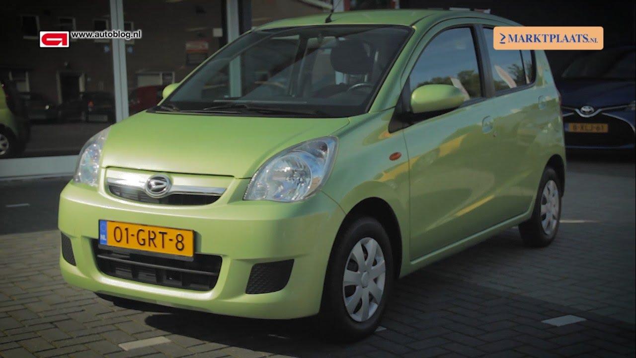 Daihatsu Cuore Buyers Review