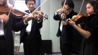 """The Office"" String Quartet"