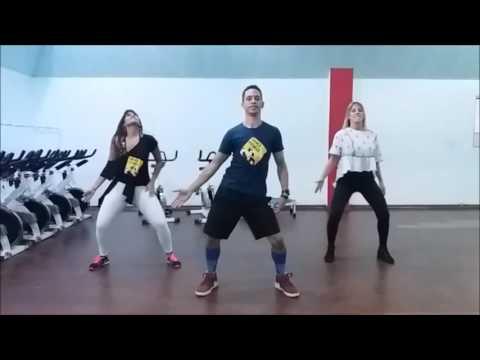 Axé Bahia Dança da Mãozinha #Dancefitnessmix