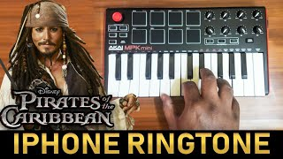 Pirates Of The Caribbean | New  Ringtone By Raj Bharath