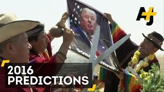 Shamans Predict Donald Trump Will Not Be The Republican Nominee